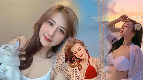 Da trắng mặt xinh thân hình gợi cảm, hot girl Tuyên Quang gây sốt cộng đồng mạng