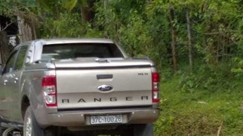 Xe bán tải của Trưởng phòng TNMT huyện đâm người phụ nữ đi bán măng tử vong