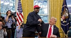 Rapper đình đám nước Mỹ tuyên bố tranh cử tổng thống