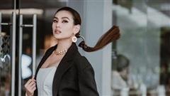 Siêu mẫu Võ Hoàng Yến tuyên bố 'sẽ block hết fan'