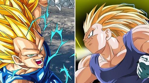 Dragon Ball: Vegeta 'cực ngầu' trong trạng thái Super Saiyan 3- thứ sức mạnh của Goku hoàng tử Saiyan không có được
