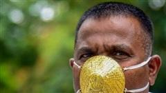 Đại gia chi 4.000 USD mua chiếc khẩu trang vàng chống Covid-19