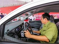 Thị trường ôtô như thế nào sau một tuần giảm 50% phí trước bạ?