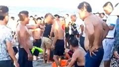 Đi tắm biển, 3 thanh niên ở Quảng Nam chết đuối