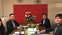 Chính thức ra mắt Hội doanh nhân người Việt tại Mỹ