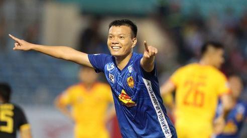 CLB Quảng Nam 2-1 Sông Lam Nghệ An: Chiến thắng kịch tính phút 89