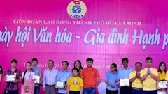 TP.HCM: Tuyên dương 53 gia đình CNVC-LĐ văn hóa - hạnh phúc tiêu biểu