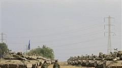 Hamas tấn công rocket, Israel ném bom Dải Gaza trả đũa