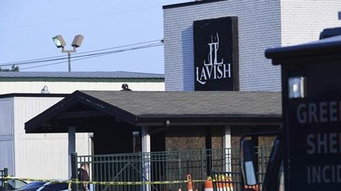 10 người thương vong sau vụ nổ súng kinh hoàng trong hộp đêm ở Mỹ