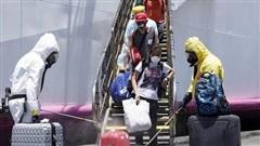 Philippines đau đầu hồi hương lao động