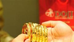 Giá vàng trong nước áp sát mốc 50 triệu đồng/lượng