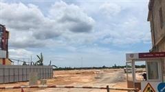 Rủi ro mua dự án địa ốc Việt Hân ở Quảng Bình