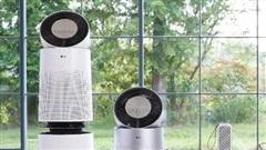 LG chính thức ra mắt sản phẩm máy lọc không khí giải quyết vấn đề bụi siêu mịn PM1.0