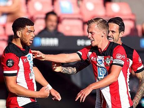 Đánh bại Manchester City, Southampton chính thức trụ hạng