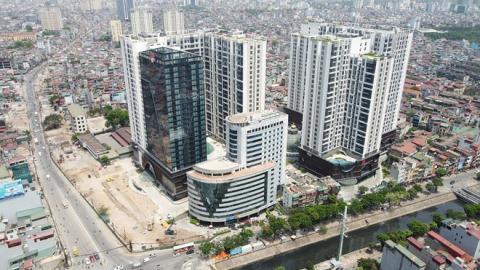 Phạt chủ đầu tư Hinode City: Buộc khắc phục sai phạm