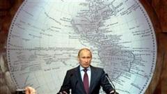 Sửa Hiến pháp: Putin chấm dứt mưu đồ Mỹ 'nô dịch' Nga