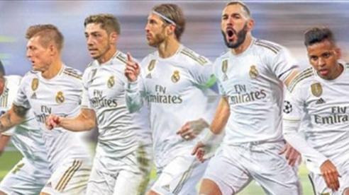 Real Madrid cần bao nhiêu điểm để chính thức lên ngôi tại La Liga?