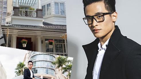'Thâm cung bí sử' độ giàu có của Hà Anh Tuấn: Gia đình 'trâm anh thế phiệt' đất Hà Thành, thân là CEO công ty giải trí