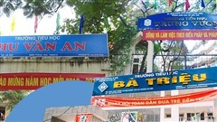 Điểm tên 3 trường tiểu học nằm ở trung tâm Hà Nội được nhiều phụ huynh quan tâm, sẵn sàng chuyển nhà cho con theo học