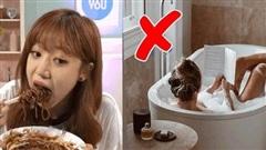 Tránh làm 5 điều 'cấm kỵ' sau bữa ăn nếu bạn không muốn bụng chảy xệ, cơ thể nhanh lão hóa