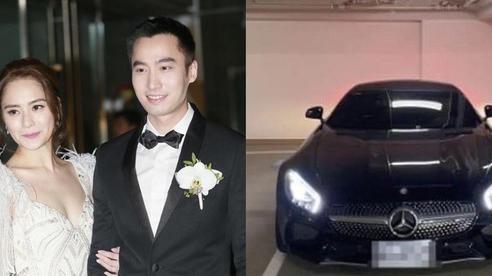 Chồng cũ Chung Hân Đồng sắm xe hơn 4 tỷ, chuẩn bị mua nhà 57 tỷ