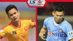 TRỰC TIẾP V.League 2020 CLB Thanh Hóa 0-1 SHB Đà Nẵng: Hà Đức Chinh mở tỉ số trên chấm phạt đền (Hết hiệp 1)