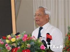'Đồng chí Nguyễn Hữu Thọ với cách mạng Việt Nam và quê hương Long An'