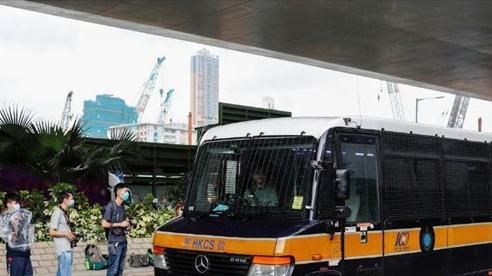 Tòa án Hong Kong từ chối yêu cầu được bảo lãnh của người đầu tiên bị buộc tội theo luật mới