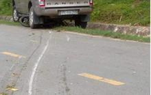 Vụ xe bán tải tông chết người phụ nữ bán măng: Tài xế là Trưởng phòng TN-MT huyện