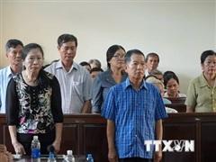 Tuyên án các bị cáo vụ thất thoát ở Công ty Xổ số Đồng Nai