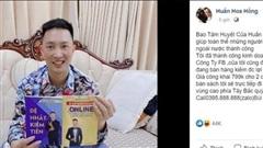 Phạt Huấn Hoa Hồng 17,5 triệu vì xuất bản, bán sách không giấy phép