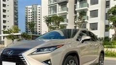Lexus RX 350 sau 50.000 km giữ giá sốc: Xe cũ đắt hơn Porsche Macan đập hộp vài trăm triệu đồng