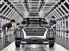 Hyundai Motor tiếp tục tạm ngừng hoạt động của nhà máy ở Hàn Quốc