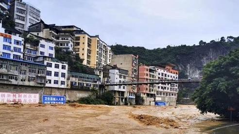 'Đại hồng thủy' Trung Quốc năm 1998 liệu có tái diễn