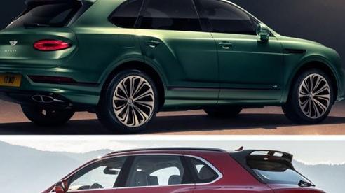 So găng thiết kế Bentley Bentayga mới và cũ: Cải tiến hay 'cải lùi'?