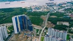 Hé lộ cung đường ven sông giàu tiềm năng ở Sài Gòn
