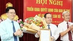 Ban Bí thư điều động, chỉ định nhân sự mới Đồng Nai, Đắk Nông