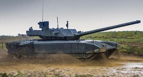 Nga hé lộ nhiều nước muốn mua siêu tăng T-14 Armata sau màn thử nghiệm ở Syria