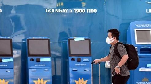 Vietnam Airlines khuyến cáo khách làm thủ tục sớm trước 2 tiếng tại Nội Bài và Tân Sơn Nhất