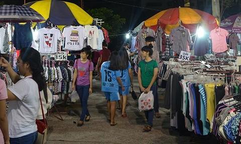 Nhiều người bị 'bốc hơi' tài sản khi đi chợ đêm