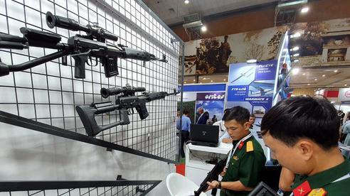 Việt Nam sắp tổ chức triển lãm quốc phòng quốc tế đầu tiên
