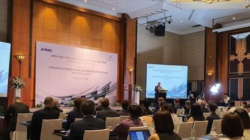 Việt Nam có nhiều cơ hội phát triển ngành dược phẩm phát minh