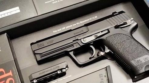 H&K USP: Mẫu súng ngắn xuất sắc của người Đức, đối thủ khó ưa của khẩu Glock