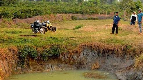 Hai trẻ em ở Đắk Lắk bị đuối nước thương tâm