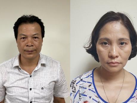 Khởi tố bị can liên quan đến vụ án xảy ra tại CDC Hà Nội