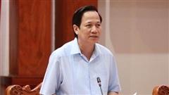 Bộ trưởng Đào Ngọc Dung: Tiền Giang cần thực hiện ngay 'ba giảm' tại cơ sở cai nghiện ma túy
