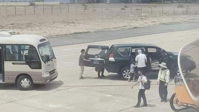 Xe công đón Phó Bí thư Tỉnh ủy Phú Yên trong khu hạn chế sân bay là đúng quy định