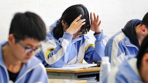 Bài toán trong kỳ thi đại học khốc liệt nhất năm nay ở Trung Quốc, nhưng đáng chú ý là nhận xét của học sinh Việt