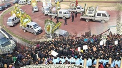 Đám tang của đại gia Trung Quốc: Chi hơn 16 tỷ đồng tổ chức tang lễ xa xỉ và câu chuyện người giàu phô trương thân thế địa vị