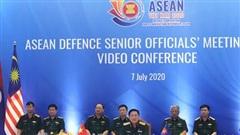 Quan chức quốc phòng ADSOM+ quan ngại tình hình biển Đông